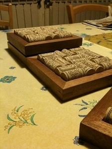 Dessous de plat en bouchons de liège