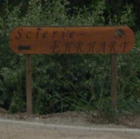 Scierie Ehrhart