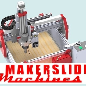 Makerslide machines