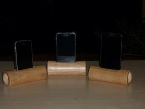 Enceintes passives pour Iphone