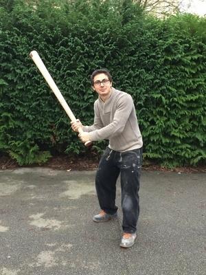 L'étrange bat2baseball