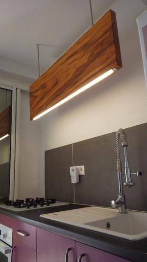 Art' éclair - Lampe Design, touche rétro
