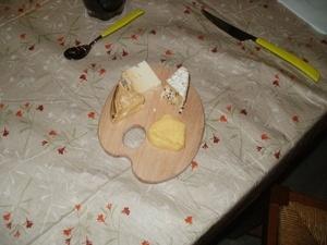 De palette à fromage