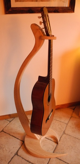Support de guitare