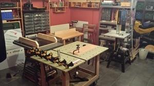 Petit atelier amateur