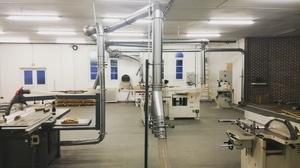 Atelier collaboratif de 300 m2 ouvert aux particuliers comme aux professionnels