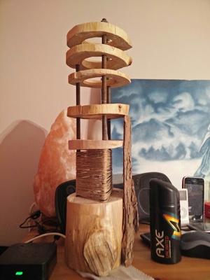 Lampe-tron