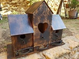 Hlm de luxe pour oiseaux cet hiver