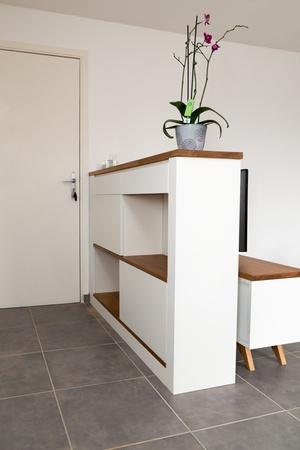 Comptoir et meuble télé