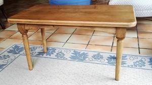 Modernisation d'une table de salon