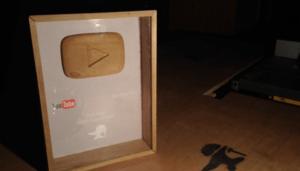 Fabriquer un cadre Youtube Play Boutton