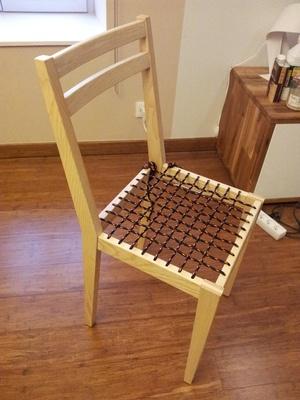 Chaise en frêne