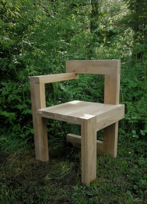 Chaise Steltman de Gerrit Rietveld