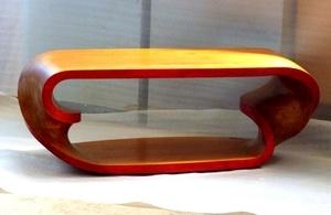 Table basse Möbius
