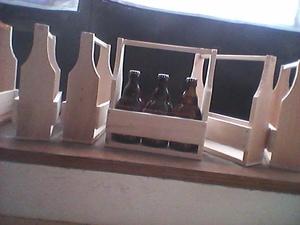 Mini casier à bières