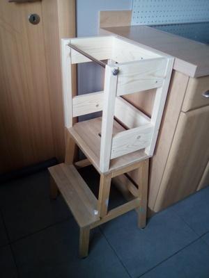 Tour d'apprentissage Ikea hack