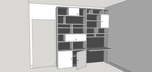 les plans sur l 39 air du bois. Black Bedroom Furniture Sets. Home Design Ideas