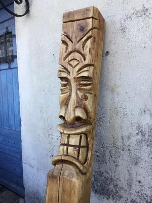 Sculptures diverses d'un ami
