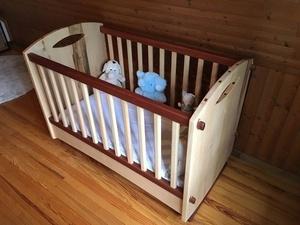 Mon premier projet : Lit bébé