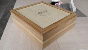 Boîte pour sachet de thé