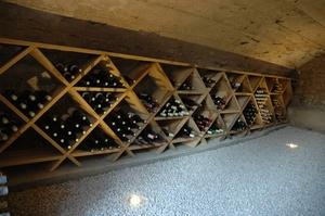 Casiers pour bouteilles de vin