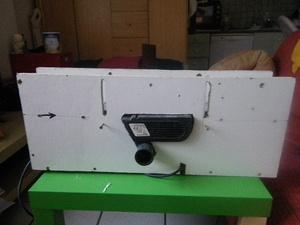 Mini rabot dégau et station poncage