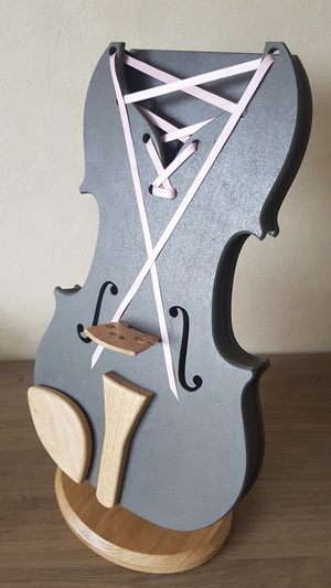 Violon soliflore