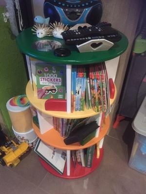 Bibliothèque enfants