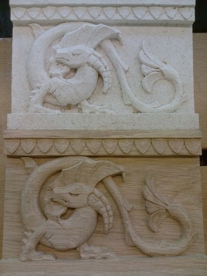 Examen sculpteur ornemaniste 2013