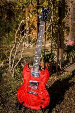 OC Guitars: la Diablo