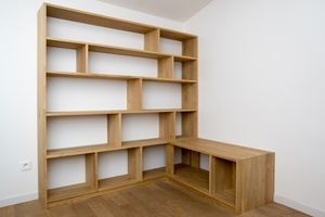 Bibliotheque - Meuble TV - d'angle