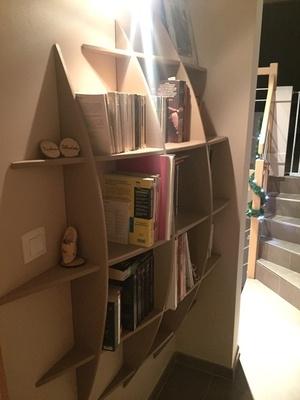 Bibliothèque arquée