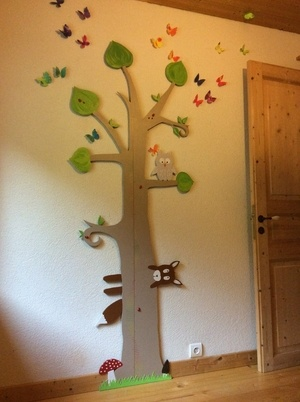 Toise arbre
