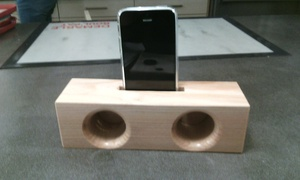 Amplificateur de son  iphone