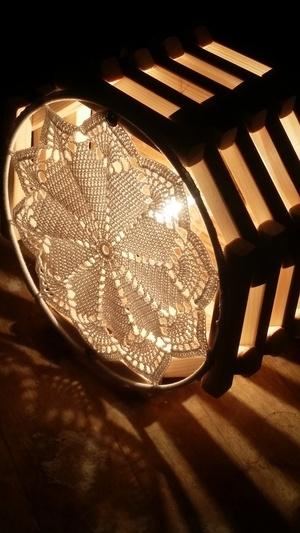 Prototype de lampe
