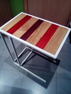Remplacement plateau de table pour ordinateur