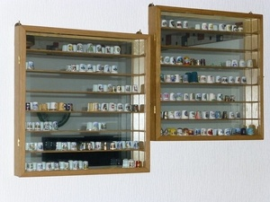 Vitrine de collection