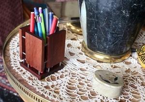 Pot porte-stylos : prototype 2