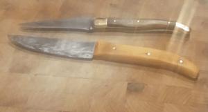 Couteau d'inspiration LAGUIOLE