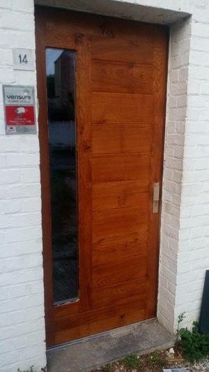 L'histoire d'une porte
