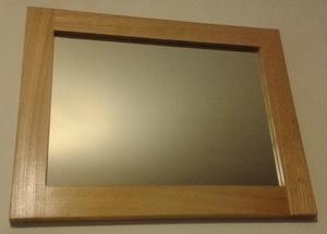 Miroir en Châtaigner