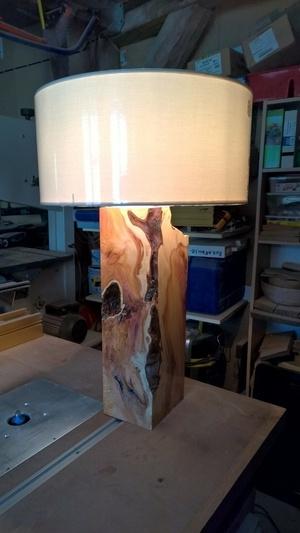 Lampe 1.