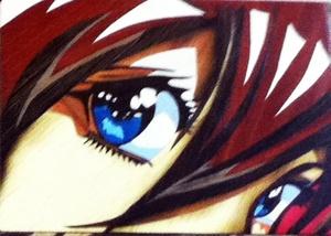 Marqueterie manga
