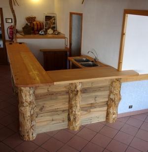 Création d'un bar de restaurant