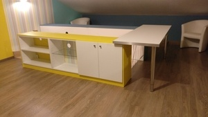 Garde Corps , balustrade Ikea Hack et Medium