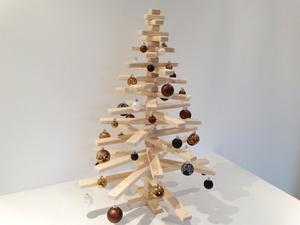 L'arbre décoré