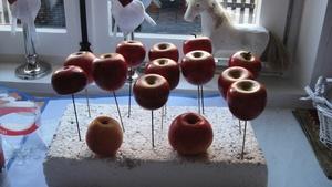 Des pommes