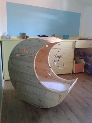 Le lit de Tiloulou