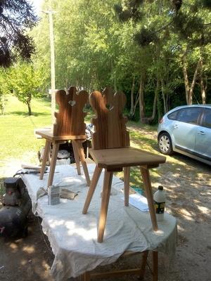 Chaise Alsacienne