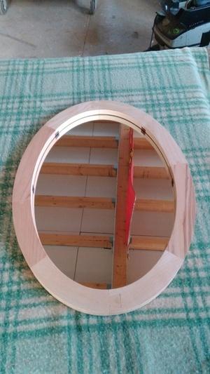 Miroir elliptique